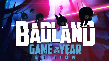 Видео обзор игры BADLAND: Game of the Year Edition